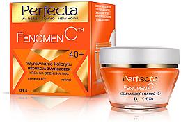 Fragrances, Perfumes, Cosmetics Face Cream - Perfecta Fenomen C 40+ Cream