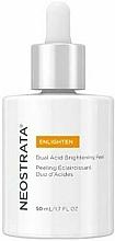 Fragrances, Perfumes, Cosmetics Glycolic Face Peeling - NeoStrata Enlighten Dual Acid Brightening Peel Treatment