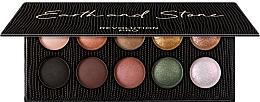 Fragrances, Perfumes, Cosmetics Eyeshadow Palette, 10 Shades - Makeup Revolution Pro Colour Focus Palette