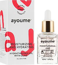 Fragrances, Perfumes, Cosmetics Moisturizing Face Oil - Ayoume Moisturizing & Hydrating Face Oil With Olive