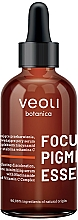 Fragrances, Perfumes, Cosmetics Face Serum - Veoli Botanica Focus Pigmentation Essence