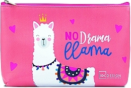 Fragrances, Perfumes, Cosmetics Makeup Bag with Pattern, pink - IDC Design Accessories Cosmetig Bag