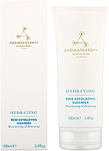 Fragrances, Perfumes, Cosmetics Exfoliating Cleanser - Aromatherapy Associates Hydrating Rose Exfoliating Cleanser