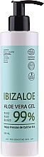 Fragrances, Perfumes, Cosmetics Body Gel - Ibizaloe Pure Natural Aloe Vera Gel 99%
