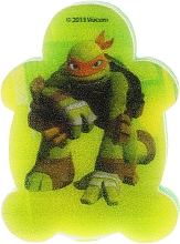 "Fragrances, Perfumes, Cosmetics Kids Bath Sponge ""Ninja Turtles"" Michelangelo 2 - Suavipiel Turtles Bath Sponge"
