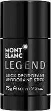 Fragrances, Perfumes, Cosmetics Montblanc Legend Stick - Deodorant