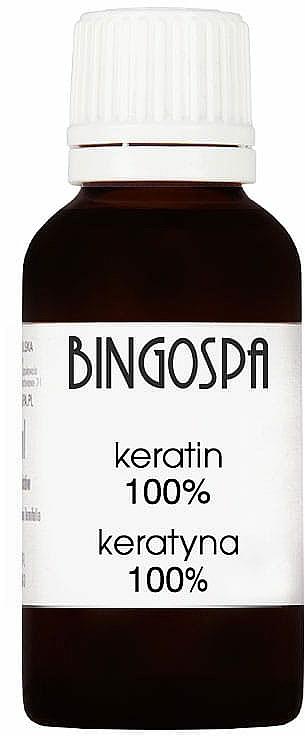 Keratin 100% - BingoSpa Keratin 100%