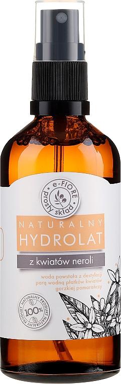 Neroli Hydrolat - E-Fiore Hydrolat