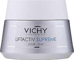 Fragrances, Perfumes, Cosmetics Durable Wrinkle Correcting, Firming Solution for Dry Skin - Vichy Liftactiv Supreme