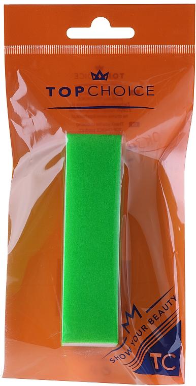 Nail Buffer 120/150, 74813, green - Top Choice Colours Nail Block