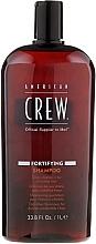 Fragrances, Perfumes, Cosmetics Strengthening Shampoo - American Crew Fortifying Shampoo