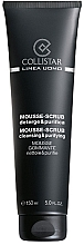 Fragrances, Perfumes, Cosmetics Facial Mousse-Scrub - Collistar Uomo Mousse-Scrub Cleansing & Purifying