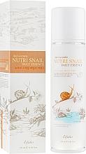 Fragrances, Perfumes, Cosmetics Snail Nourishing Essence - Esfolio Nutri Snail Daily Essence