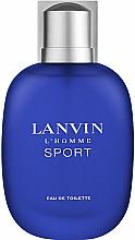 Fragrances, Perfumes, Cosmetics Lanvin L'Homme Sport - Eau de Toilette