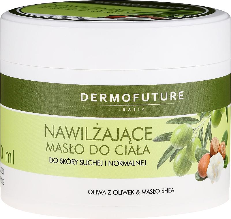 Moisturizing Body Butter for Dry & Normal Skin - DermoFuture