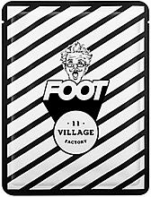 Fragrances, Perfumes, Cosmetics Moisturizing Sock-Like Foot Mask - Village 11 Factory Relax Day Foot Mask