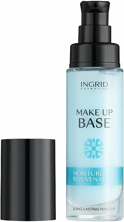 Moisturizing Makeup Base - Ingrid Cosmetics Make-up Base Long-Lasting Moisturizing & Rejuvenating