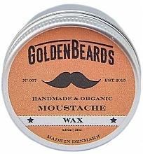 Fragrances, Perfumes, Cosmetics Moustache Wax - Golden Beards Moustache Wax