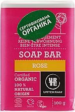 "Fragrances, Perfumes, Cosmetics Cleansing Soap ""Rose"" - Urtekram Pure Indulgement Rose Soap"