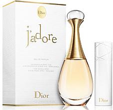Fragrances, Perfumes, Cosmetics Dior Jadore - Set (edp/75ml + mini/10ml)