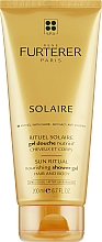 Fragrances, Perfumes, Cosmetics Nourishing Shower Gel - Rene Furterer Solaire Sun Ritual Nourishing Shower Gel