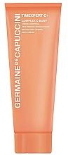Fragrances, Perfumes, Cosmetics Firming Body Cream - Germaine de Capuccini Timexpert C+ Complex C Revitalising Firming Body Cream