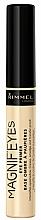 Fragrances, Perfumes, Cosmetics Eye Primer - Rimmel Magnif'eyes Base Eye Primer