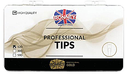 Fragrances, Perfumes, Cosmetics Transparent Tips, long - Ronney Professional Tips