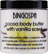 Fragrances, Perfumes, Cosmetics Body Cocoa Butter, Vanilla - BingoSpa