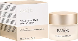 Fragrances, Perfumes, Cosmetics Face Cream - Babor Selection Cream