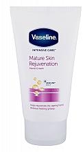 Fragrances, Perfumes, Cosmetics Hand Cream - Vaseline Intensive Care Mature Hand Cream