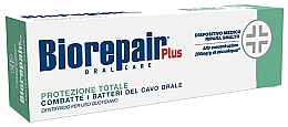 """Fragrances, Perfumes, Cosmetics Toothpaste """"Professional Protection and Repair"""" - Biorepair Plus"""