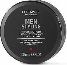 Fragrances, Perfumes, Cosmetics Men Hair Styling Cream-Paste - Goldwell Dualsenses For Men Texture Cream Paste