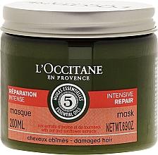 """Fragrances, Perfumes, Cosmetics Hair Mask """"Intensive Repair"""" - L'Occitane Aromachologie Repairing Mask"""