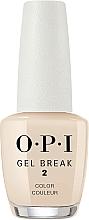 Fragrances, Perfumes, Cosmetics Strengthening Color Coat - O.P.I Gel Break Lacquer