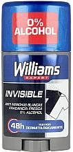 Fragrances, Perfumes, Cosmetics Deodorant-Stick - Williams Expert Invisible Deodorant Stick