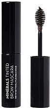Fragrances, Perfumes, Cosmetics Brow Mascara - Korres Minerals Tinted Eye Brow Mascara