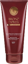 Fragrances, Perfumes, Cosmetics Moisturising Body Lotion - Academie Bronze Express Beautifying Moisturizing Lotion