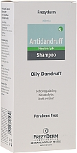 Fragrances, Perfumes, Cosmetics Anti-Dandruff Shampoo for Oily Hair - Frezyderm Antidandruff Shampoo