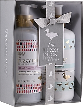 Fragrances, Perfumes, Cosmetics Set - Baylis & Harding The Fuzzy Duck Cotswold Collection (soap/300 ml + b/lot/300ml)