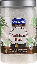 "Fragrances, Perfumes, Cosmetics Bath Salt ""Caribbean Mood"" - On Line Senses Caribbean Mood"