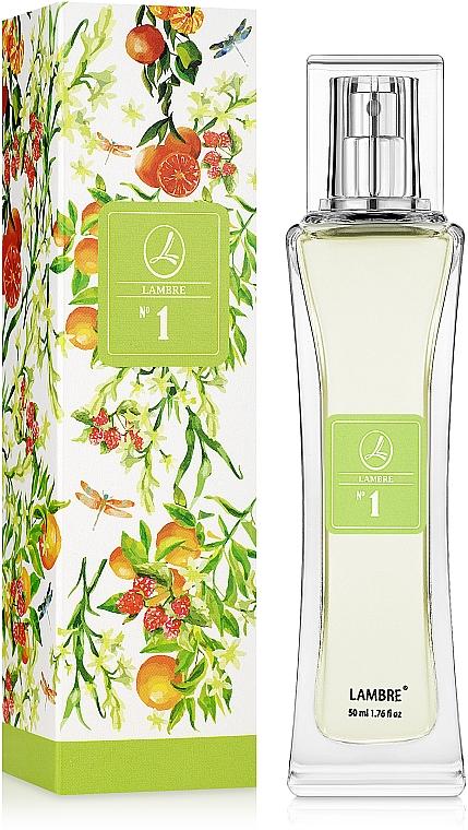 Lambre № 1 - Eau de Parfum  — photo N2