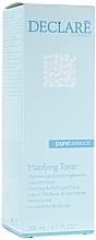 Fragrances, Perfumes, Cosmetics Mattifying Antiseptic Lotion - Declare Pure Balance Matifying & Astringent Toner
