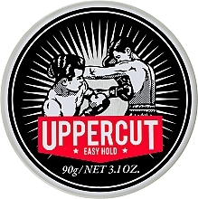 Fragrances, Perfumes, Cosmetics Hair Styling Cream - Uppercut Deluxe Barbers Collection Easy Hold