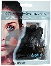 Fragrances, Perfumes, Cosmetics Black Clay Collagen Mask - Beauty Face Collagen Hydrogel Mask