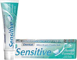 Fragrances, Perfumes, Cosmetics Sensitive Toothpaste - Dental Sensitive Fluoride Formula