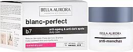 Fragrances, Perfumes, Cosmetics Anti-Dark Spot Cream for Dry Skin - Bella Aurora B7 Dry Skin Daily Anti-Ageing Anti-Dark Spot Care