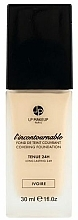 Fragrances, Perfumes, Cosmetics Foundation - LP Makeup Covering Foundation L'incontournable