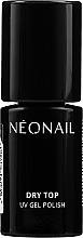 Fragrances, Perfumes, Cosmetics Gel Polish No Wipe Top Coat - NeoNail Professional Top Dry