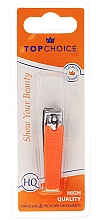 Fragrances, Perfumes, Cosmetics Nail Clipper 76947 neon, orange - Top Choice Colours Nail Clippers